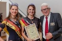 Ehrentitel für Modedesignerin Sara Leupold