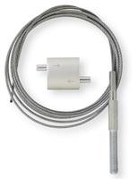 Prinzip Kabelbinder - nur lösbar: