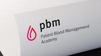 Bloom gestaltet das Erscheinungsbild der Patient Blood Management Academy