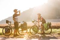 Tipps zum Radsport bei Hitze