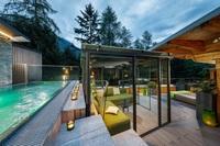 Neue Luxus-Suiten und Restaurantstuben