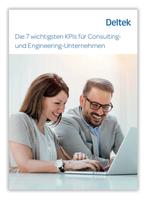 Die 7 wichtigsten KPIs für Consulting- und Engineering-Unternehmen