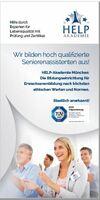 Spitzenausbildung zu Seniorenassistenten & Senioren-Betreuern in München