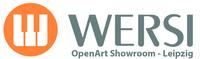 Neu ab August: WERSI Showroom im Herzen von Leipzig.
