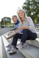 Einlage mit Glasfaser für mehr Entlastung im Schuh