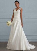 Lassen Sie sich von Meghan Markles minimalistischem Brautkleid inspirieren!