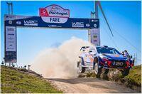 Asahi Kasei Corporation becomes official partner of the World Rally Championship