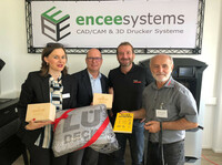 Encee eröffnet Technisches Büro Amberg
