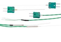 Miniatur-Thermoelement mit Miniatur-Stecker
