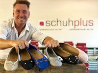 Gratis Ballerinas in Übergrößen bei schuhplus: Versandhaus startet letzte Sommer-Aktion