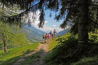 Große Wander-Highlights im kleinen Paradies