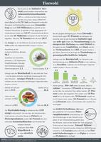 Infografik der AGRAVIS Raiffeisen AG zum Thema Tierwohl