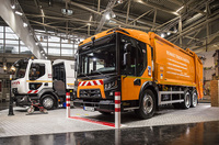 Abfallentsorgung: Renault Trucks D Access kann bundesweit getestet werden