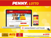 NEU: Staatliches LOTTO online über penny-lotto.de tippen