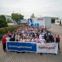 Hellmann bildet in diesem Jahr mehr Auszubildende aus als je zuvor und erhöht die Chancengleichheit