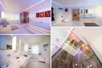 Bad-Architektur: Exklusiver Purismus mit innovativer Technology für besondere Bad-Erlebnisse