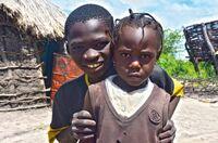 Art & Charity im Frauenknast - Gesichter Sambias