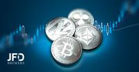 Vier neue Kryptowährungen bei JFD Brokers handelbar