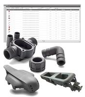 Additive Innovation mit neuem Partfinder für 3D-Druck