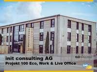 Sozial und urban: Projekt 100 Eco, Work & Live Office