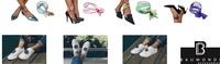 BAUMONDI - neue Trend-Accessoires für Schuhe und Beine.