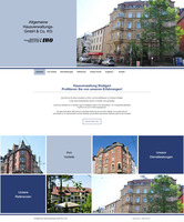 Relaunch der Allgemeinen Hausverwaltung (AHV)