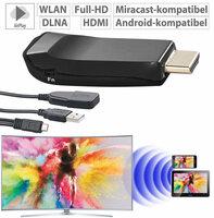 TVPeCee WLAN-HDMI-Stick MMS-1080 für Miracast