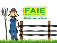 FAIE Weidezaunrechner