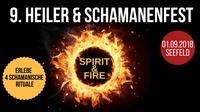 Das 9.Schamanenfest Spirit & Fire am Ammersee in Seefeld/Oberbayern mit zwei Weltenschamanen