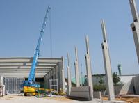 Richtfest für neue Werkshalle im ZAPF-Garagenwerk