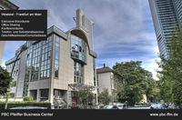Kühler Kopf in heißen Tagen: Klimatisierte kleine Büroeinheiten im Westend Frankfurt mieten