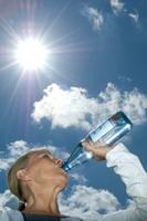 Sechs Tipps zum richtigen Trinken bei Hitze