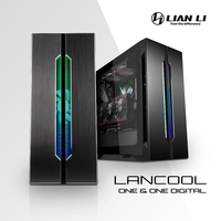 BRANDNEU bei Caseking - Die Lian Li LANCOOL ONE Series bietet die perfekte Symbiose aus Klassik und Moderne.