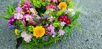 """Blütenkurs """"Blüte trifft Köstlichkeit"""" am 25. August in München"""