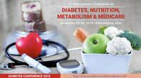 2nd International Conference on Diabetes, Nutrition, Metabolism & Medicare