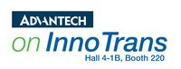 Advantech mit Innovationsfeuerwerk für den Schienenverkehr