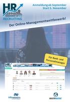 HR Management Cup 2018 - Das digitale Training für Personaler und Banker.