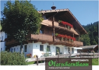 Wilder Kaiser - Tirol, Sommerurlaub auf der Alm, Ferienwohnungen in Hopfgarte - Oberschernthann