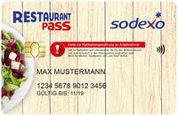Erste digitale Verpflegungskarte in Deutschland: Sodexo digitalisiert die Mittagsverpflegung