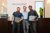 INFOMOTION kooperiert mit IT-Ausbildungsunternehmen CodeDoor