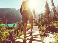 Kniegelenke beim Abstieg schonen: mit ACTIVATE
