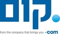 Com-Domains auf hebräisch