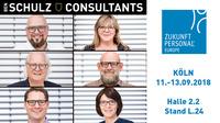 Zukunft Personal auch 2018 mit Ben Schulz & Consultants