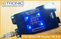 iDTRONICs EVO Desktop Reader HF 2.0