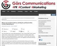 Warum ein Content Audit so wichtig für professionelles Content Marketing ist