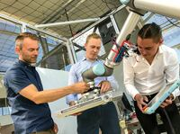 OnRobot, das dänische Flaggschiff-Unternehmen für Roboterausrüstung, übernimmt Greiferhersteller Purple Robotics