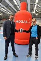PROGAS verlängert Werbepartnerschaft mit Handball-Zweitligisten ASV Hamm-Westfalen