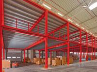 GEMAC Systembühnen - Platzwunder aus Stahl