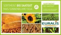 Öko-Saatgut im Unternehmen EURALIS