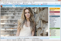 Photo editing software Fotoworks XL in a new version - now very easy to use
